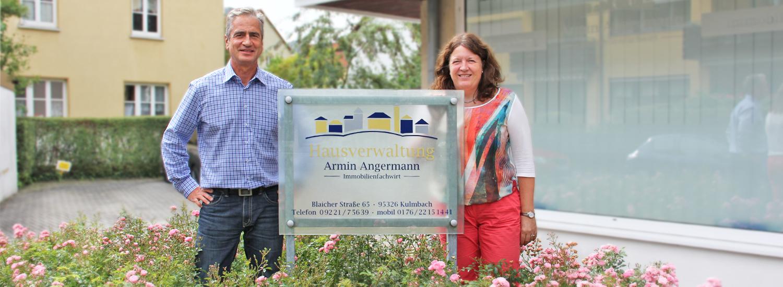 Das Team der Hausverwaltung Armin Angermann übernimmt gerne für Sie die Aufgaben als Ihr Fachverwalter und Vermieter
