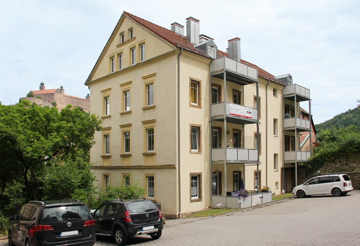Die Hausverwaltung Armin Angermann aus Kulmbach betreut absolut kompetent und zuverlässig.